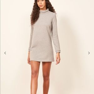 The reformation Cory dress size xs
